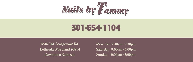 Nail salon Bethesda | Nail salon 20814 | Nails by Tammy